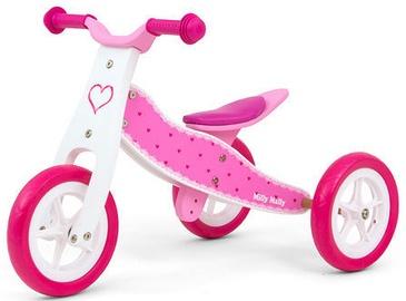 Балансирующий велосипед Milly Mally Ride On Look 2in1 Hearts