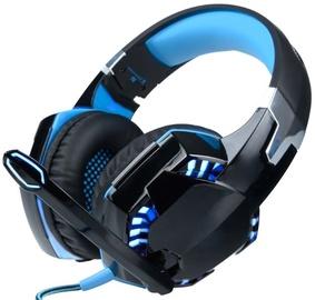 Austiņas Tracer Hydra Black/Blue