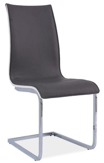 Стул для столовой Signal Meble H133 White/Grey, 1 шт.