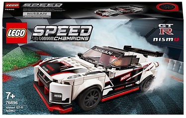 Konstruktors LEGO Speed Champions Nissan GT-R Nismo 76896, 298 gab.