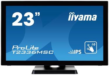 "Monitors Iiyama ProLite T2336MSC-B2, 23"", 5 ms"
