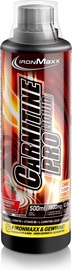 IronMaxx Carnitine Pro Liquid 500ml Strawberry