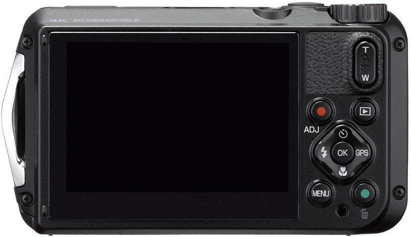 Ricoh WG-6 Digital Camera Orange