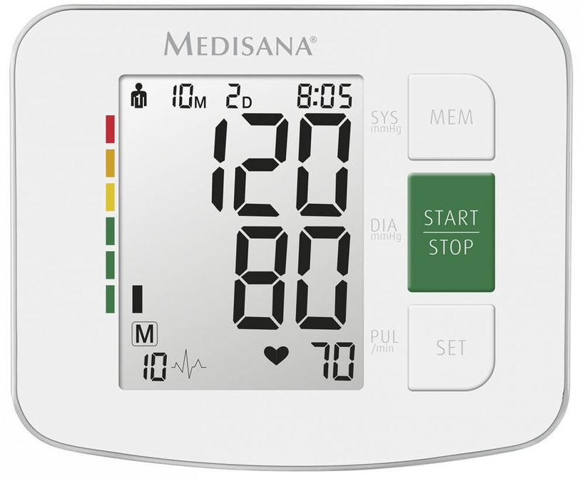 Asinsspiediena mērītājs Medisana BU512 51162