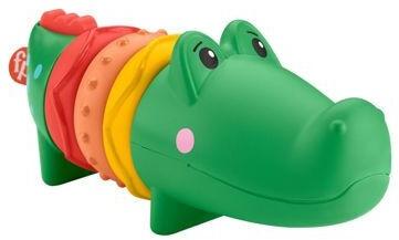 Погремушка Fisher Price Clicker Alligator GWL67