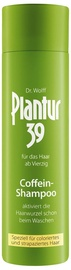 Šampūns DR. KURT WOLFF Plantur 39 Phyto - Caffeine For Colored Hair, 250 ml