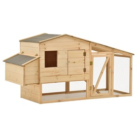 Būris VLX Solid Pinewood Chicken Cage