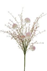 Mākslīgo ziedu pušķis Artificial Flowers 80-337825 White
