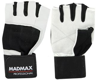 Mad Max Professional White Black M