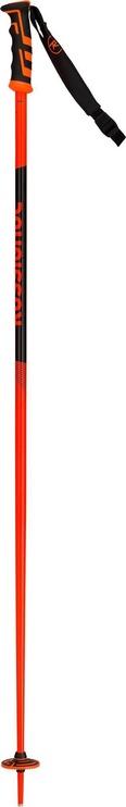 Rossignol Poles Tactic Alu Safety Orange/Black 125cm