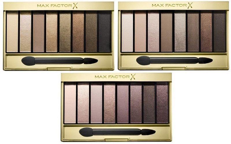 Acu ēnas Max Factor Masterpiece Nude Palette 03, 6.5 g