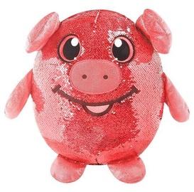 Mīkstā rotaļlieta Shimmeez Polly Pig 00438, rozā, 20 cm