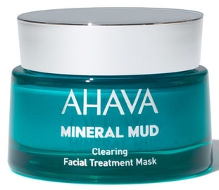 Ahava Mineral Mud Clearing Facial Mask 50ml