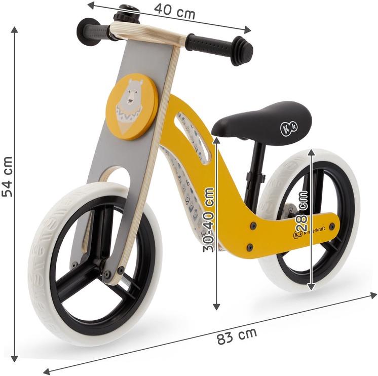 Балансирующий велосипед Kinderkraft Uniq Honey