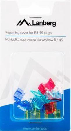 Lanberg Plug FTP RJ-45 10pcs Colour