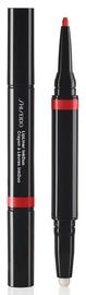 Карандаш для губ Shiseido InkDuo Poppy, 1.1 г