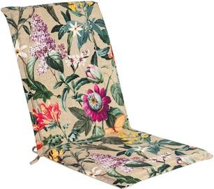 Krēslu spilvens Home4you, rozā, 90 x 42 cm