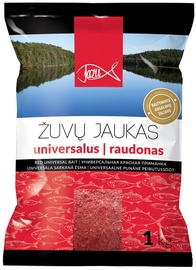 Barība zivīm Jazu Red Universal Bait 1kg