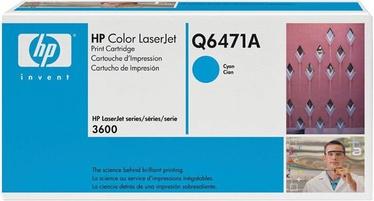 Тонер HP LaserJet Q6471A CYAN
