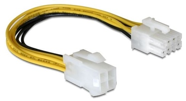 Delock Cable EPS 8pin / SATA 0.15m