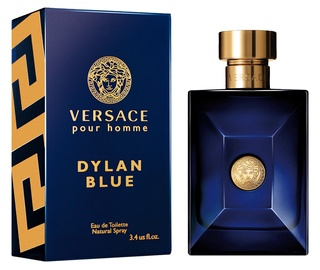 Духи Versace Pour Homme Dylan Blue 100ml EDT