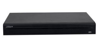 Tīkla videoreģistrators Dahua NVR4208-8P-4KS2/L, melna
