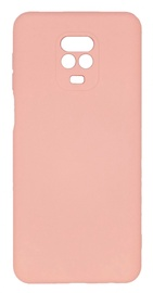 Evelatus Soft Touch Back Case For Xiaomi Redmi Note 9 Pro Beige