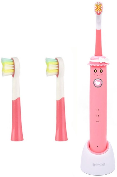 Oro-Med Electric Toothbrush Sonic Kids Girl
