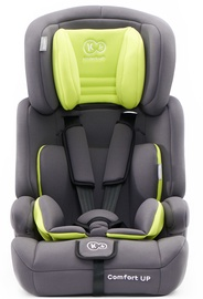 Mašīnas sēdeklis KinderKraft Comfort Up Lime, 9 - 36 kg