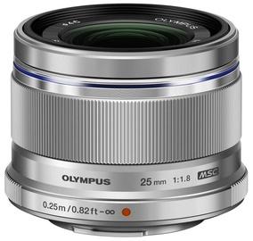 Объектив Olympus 25mm F1.8 M.Zuiko Digital Silver, 137 г