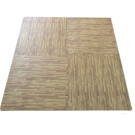 SN Floor Mat 60x60x1.2cm Brown