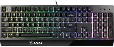 MSI VIGOR GK30 Gaming Keyboard US + Clutch GM11 Gaming Optical Mouse