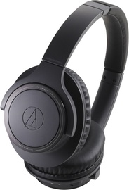 Austiņas Audio-Technica AT-SR30BT Black, bezvadu