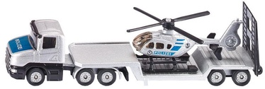Siku Low Loader With Helicopter 1610