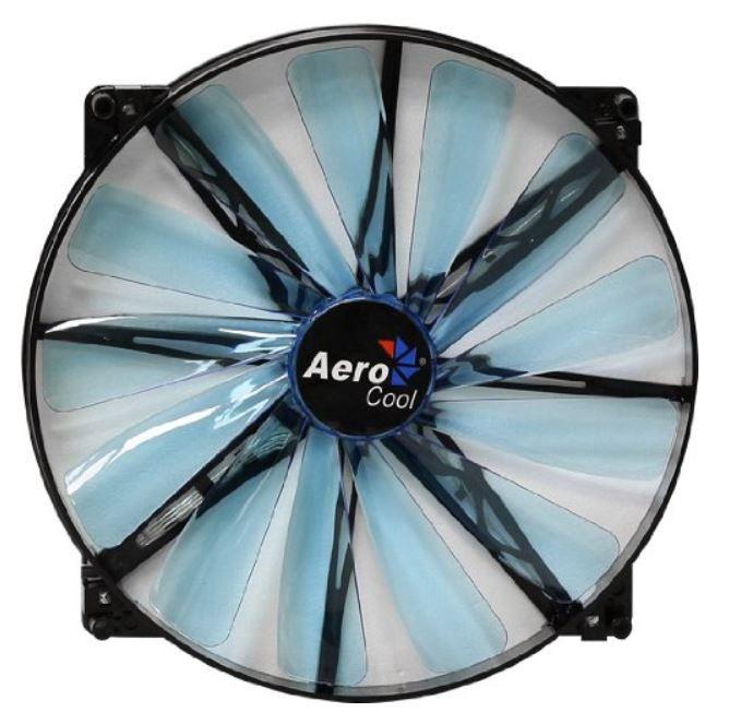 Aerocool Lightning LED 200mm