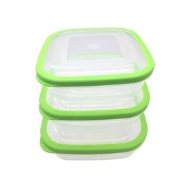 Ucsan Plastik Elegant Square Food Container M935 1.1l