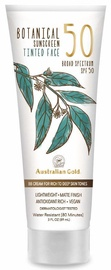 BB крем для лица Australian Gold Botanical Tinted SPF50 Rich-Deep, 89 мл