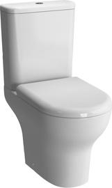 Туалет Vitra Zentrum, с крышкой, 355 мм x 610 мм