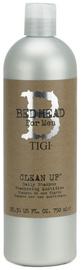 Tigi Bed Head Men Clean Up Shampoo 750ml