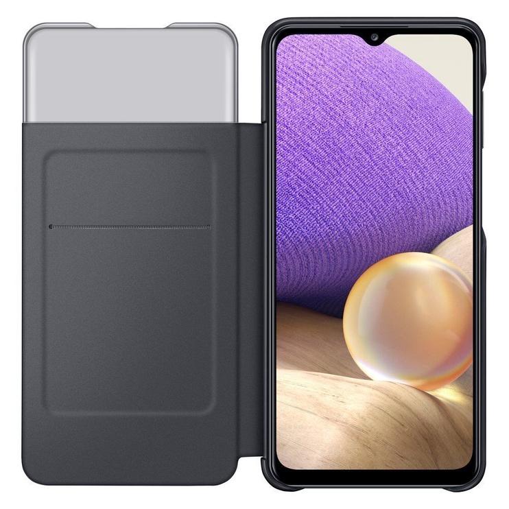 Чехол Samsung Smart S View Wallet Cover for Samsung Galaxy A32 (5G), черный