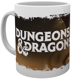 Krūzīte Dungeons and Dragons Tiamat Cup