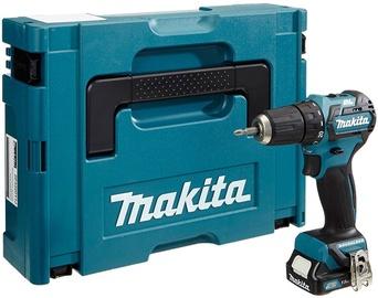 Makita Cordless Drill DF332DY1J (поврежденная упаковка)