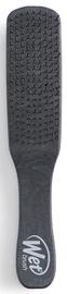 Ķemme Wet Brush Men's Detangler Brush Black Leather
