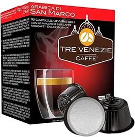 Кофейные капсулы Tre Venezie Arabica Di San Marco, 16 таблеток