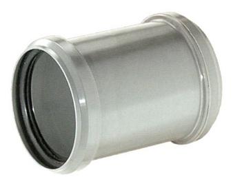 Kanalizācijas caurules dubultuzmava Magnaplast HTplus D75mm, PP