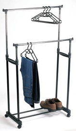 Verners MP65 Double Clothes Rack Black