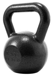 Giross ProIron Solid Cast Iron Kettlebell Black 12kg