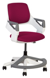 Bērnu krēsls Home4you Rookee 13489, sarkana, 370 mm x 930 mm