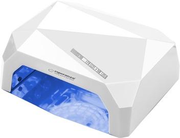 UV LED lampa nagiem Esperanza Onyx EBN002 White