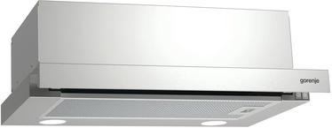 Iebūvēts tvaika nosūcējs Gorenje BHP523E10X
